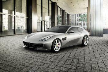 Competitor: Ferrari GTC4 Lusso T