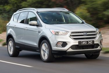 She says, he says: 2017 Ford Escape Trend