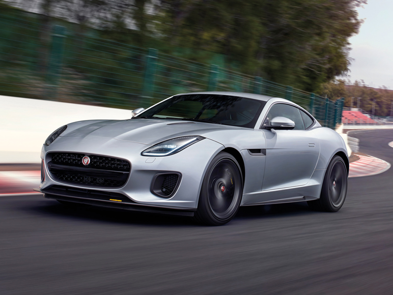 Jaguar Working On First In-House GT Race Car In 50 Years