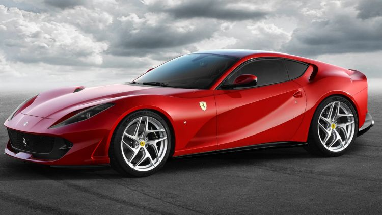 Ferrari V12 to remain pure - sort of!