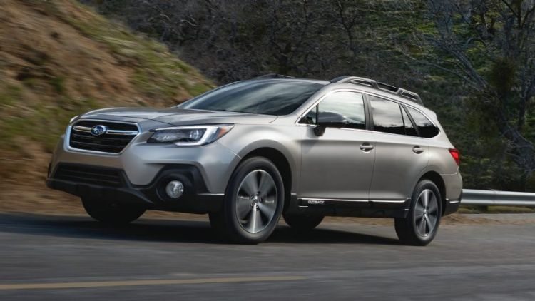 New Subaru Outback revealed