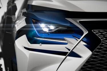 New Lexus NX set for Shanghai debut