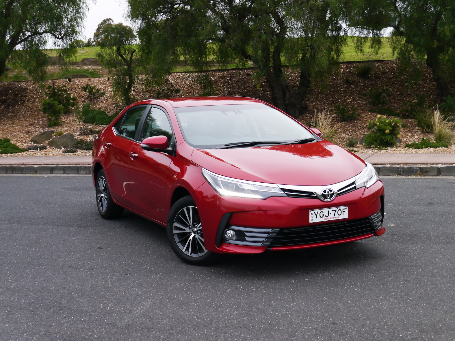 2017 Corolla ZR Sedan Review | Safer, Better Looking, But Falling Behind The Small Car Class