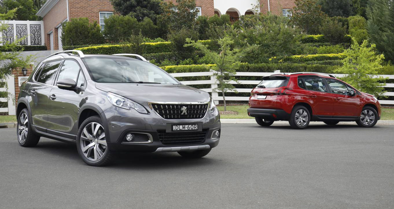 2017 Peugeot 2008 - Updated Small SUV Priced From $26,490 In Australia