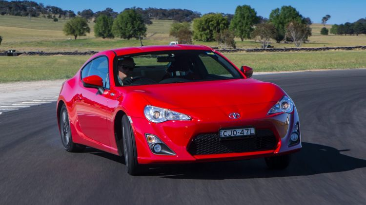 The Toyota 86 is a good used car buy - as long as it hasn't done much track work.