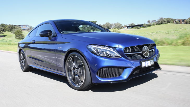 2017 Mercedes-AMG C 43 Coupe Review | Class, Style And Performance... Sharp Price Too