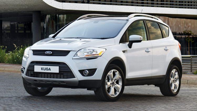 2013 Ford Kuga.