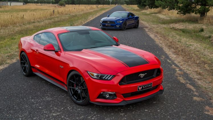 Tickford has added tyre and wheel upgrades to its personalisation packages.