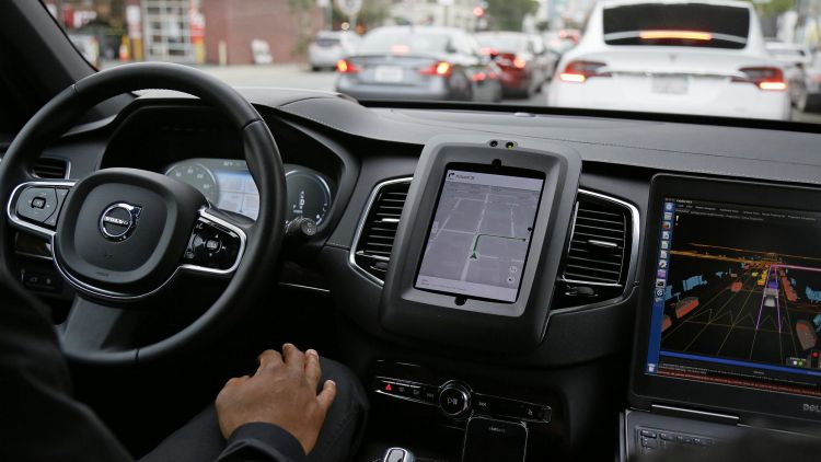 Uber to suspend autonomous tests after Arizona accident