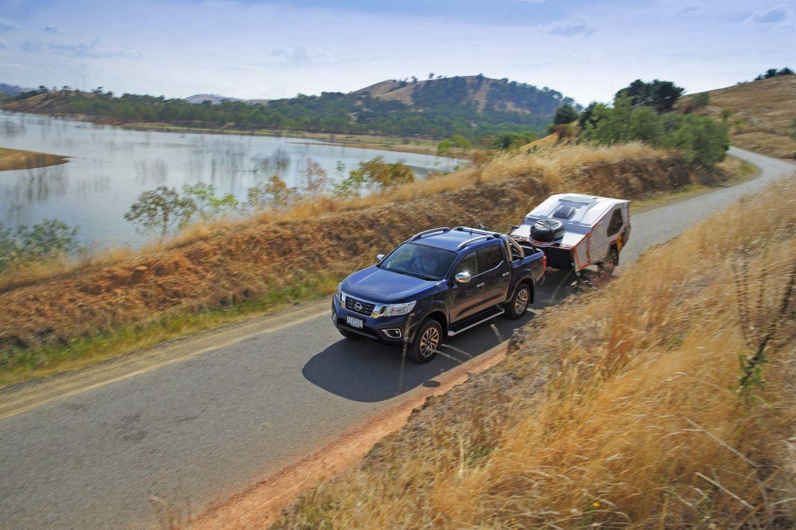 2017 Nissan Navara Series 2.