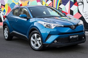 2017 Toyota C-HR new car review