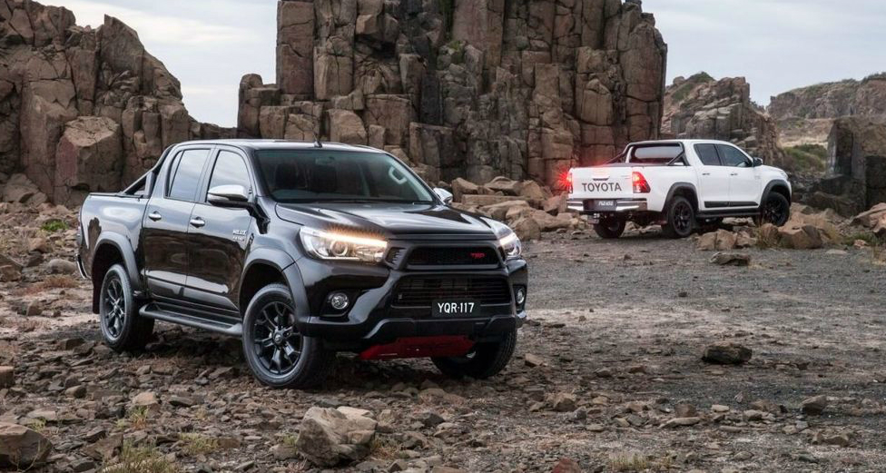 Toyota HiLux TRD Is Back