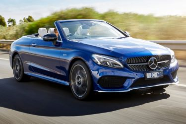 2017 Mercedes-AMG C43 Cabriolet quick spin review