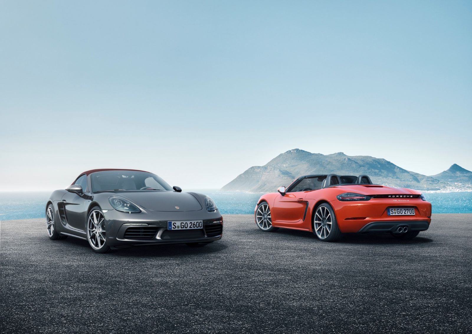 Porsche Recalls 911 And 718 For Separate Airbag And Fuel Line Issues