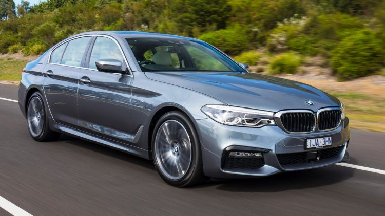 2017 BMW 5-Series new car review