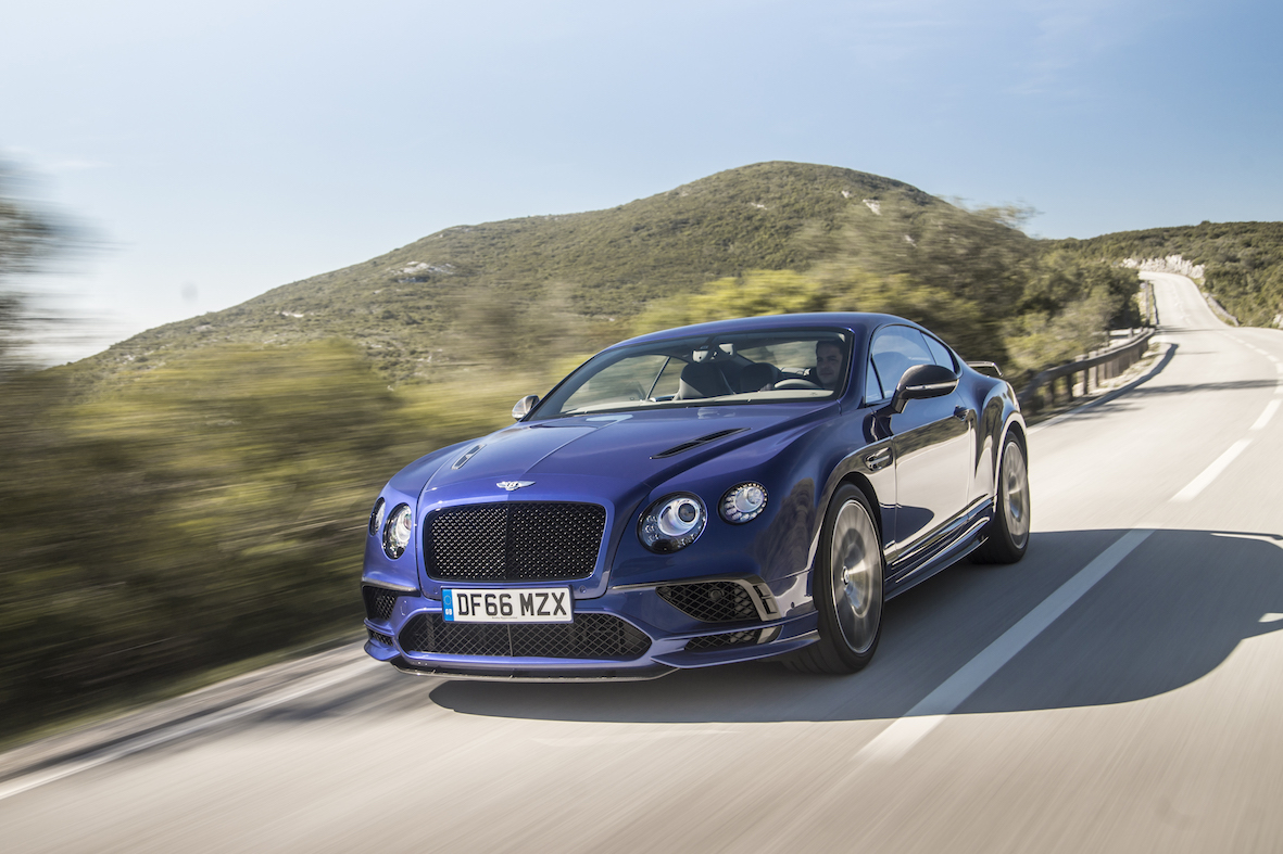 2017 Bentley Continental Supersports Review | Making Two Tonnes Of Luxury Into The Fastest Four-Seater Yet