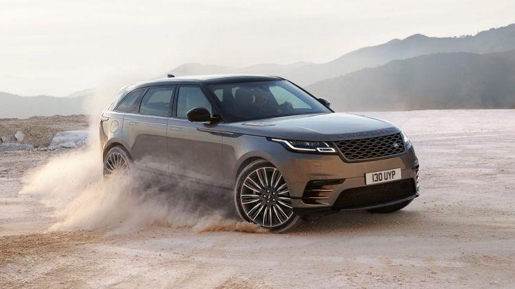 2017 Range Rover Velar revealed