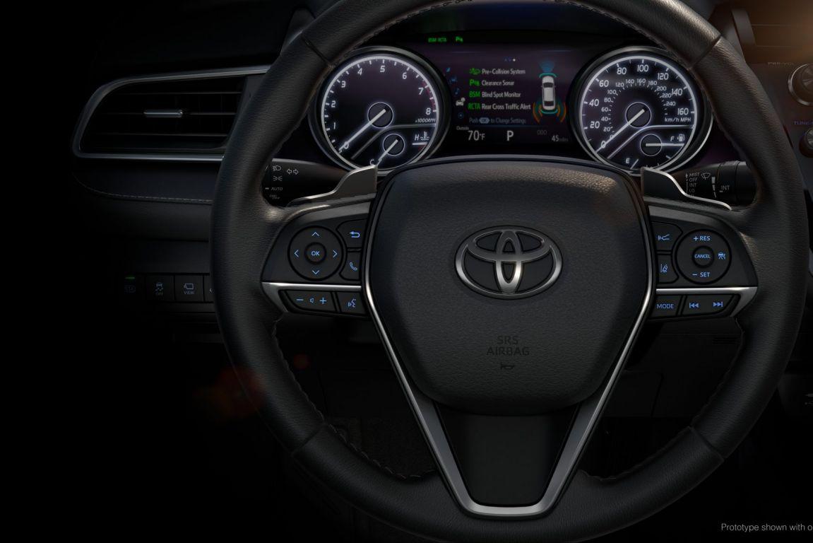 2018 Toyota Camry.