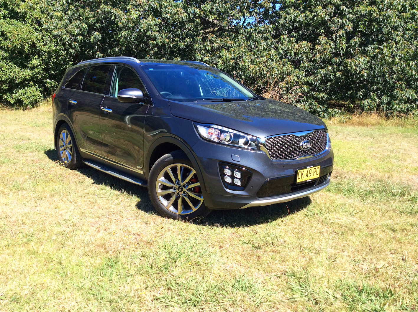 2017 Kia Sorento GT Line REVIEW | A New Range-Topping Model For Kia's Competent Large Seven-Seat SUV