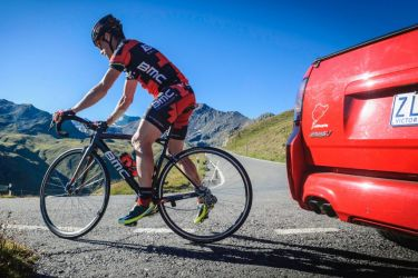 Top 5 cars for cyclists
