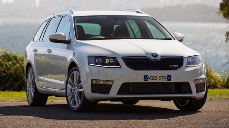 The Skoda Octavia and its performance focused RS twin is to cycling what Ferrari is to F1.