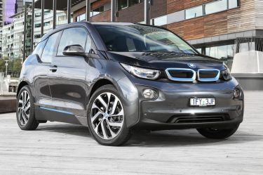 2017 BMW i3 94Ah BEV new car review