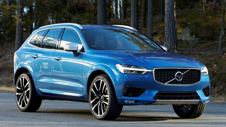 2017 Volvo XC60 revealed