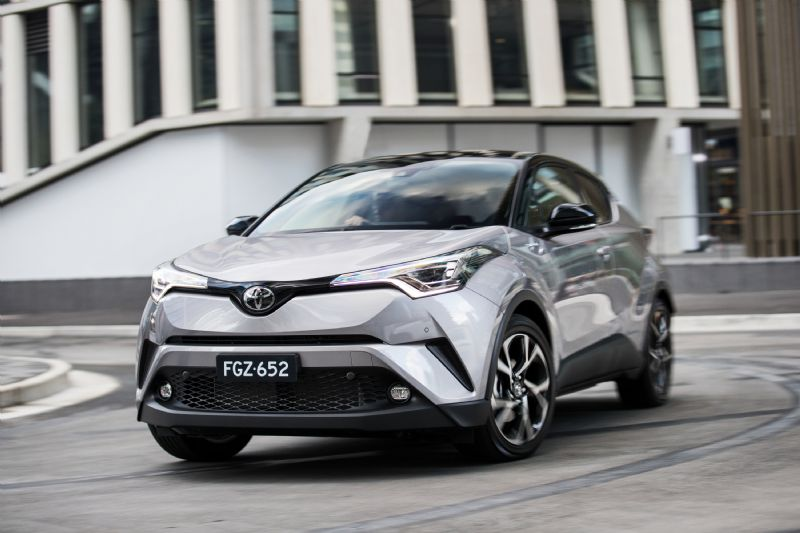 2017 Toyota C-HR First Drive Review | Conservatism Takes A Back-Seat For Toyota's Newest SUV