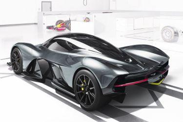 How the Aston Martin Valkyrie will beat an F1 car