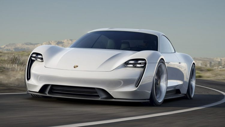 Porsche continues to reveal information about its new Mission E electric car range.