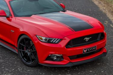 Tickford release Mustang tyre and wheel package