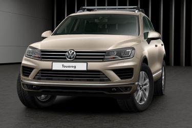 Volkswagen Touareg Adventure special edition revealed