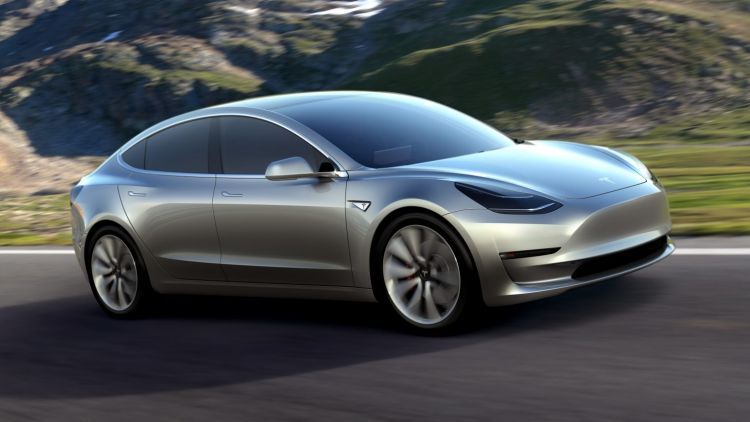 Tesla is set to offload shares to pay for its upcoming Model 3 sedan.