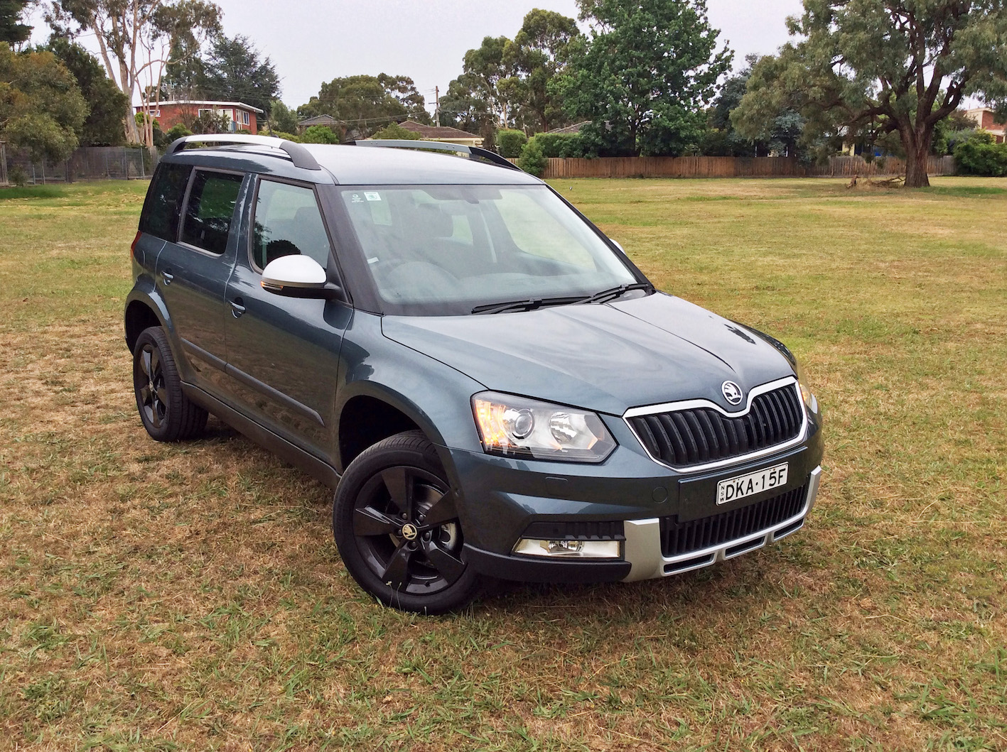 2017 Skoda Yeti Outdoor 110TSI 4x4 Review | A Sporty Twist For The Compact Czech SUV…And It's Good
