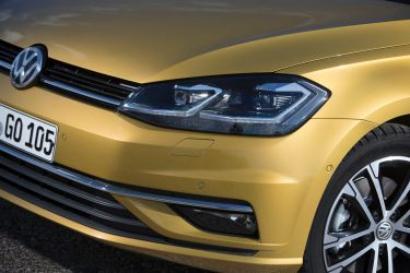 New Volkswagen Golf specifications revealed