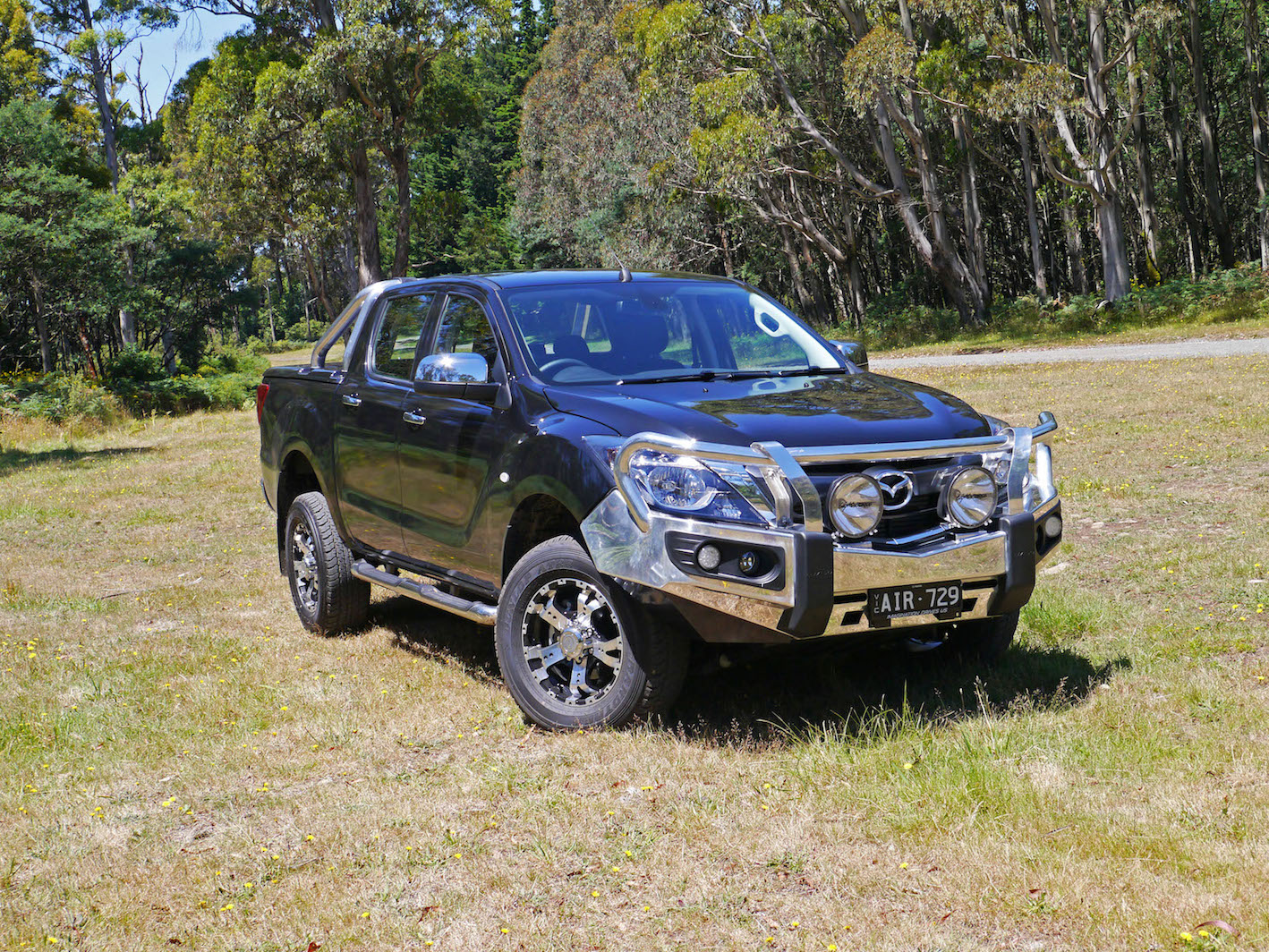 2017 Mazda BT-50 XTR 4x4 Dual Cab Review | Workhorse Feel With Family Appeal
