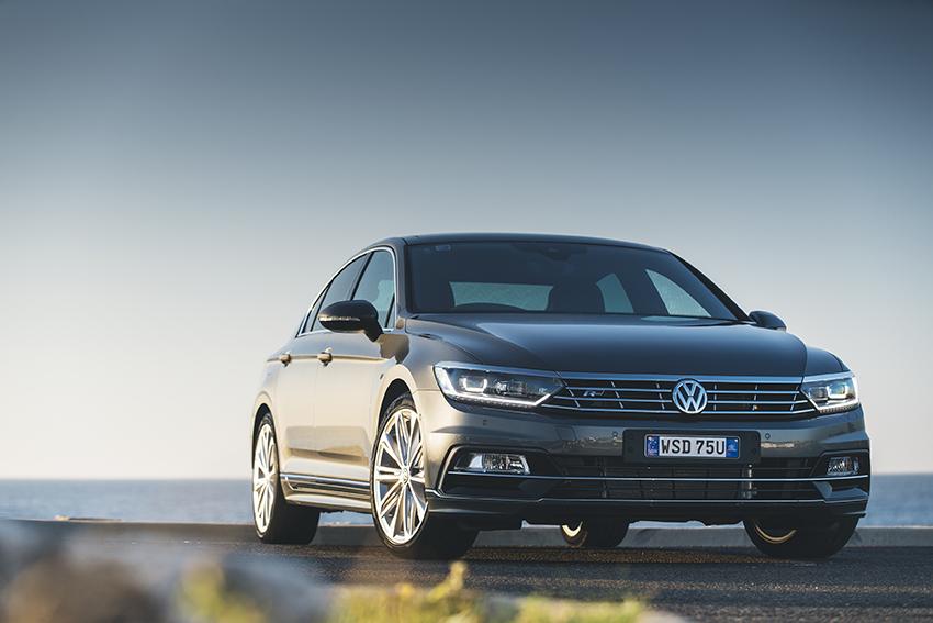 Volkswagen Golf Wagon and Volkswagen Passat Recalled For Lighting System Glitch