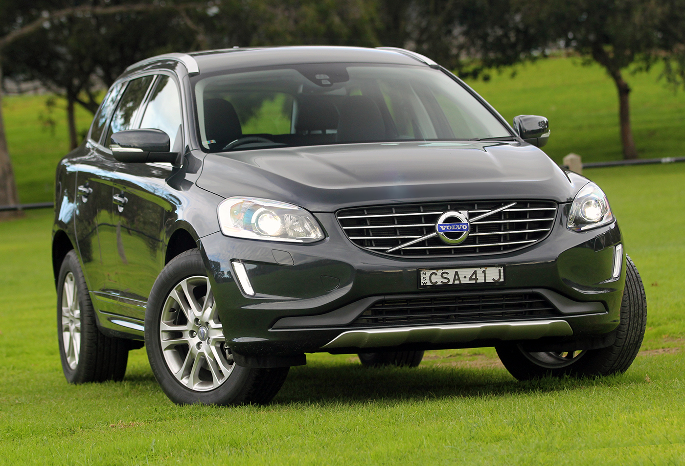 Volvo XC60 And XC70 Recalled For Fuel Gauge Glitch