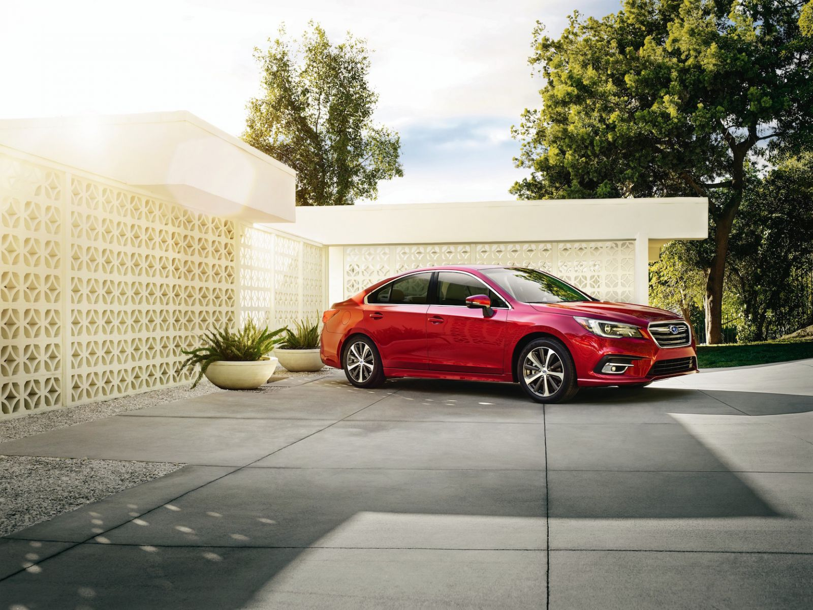 Chicago Debut For Updated Subaru Liberty