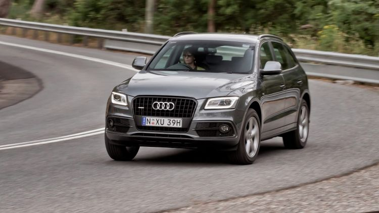 Audi's previous-generation Q5 is part of the legal action.