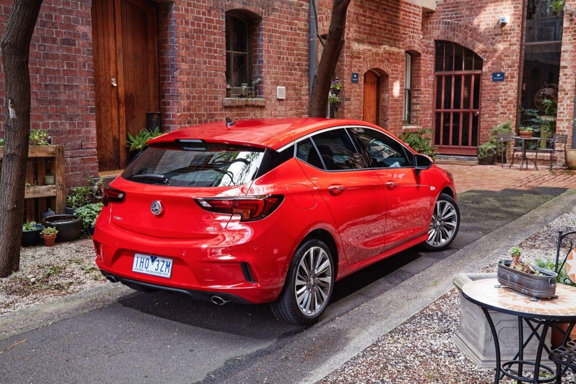 2016 Holden Astra RS-V