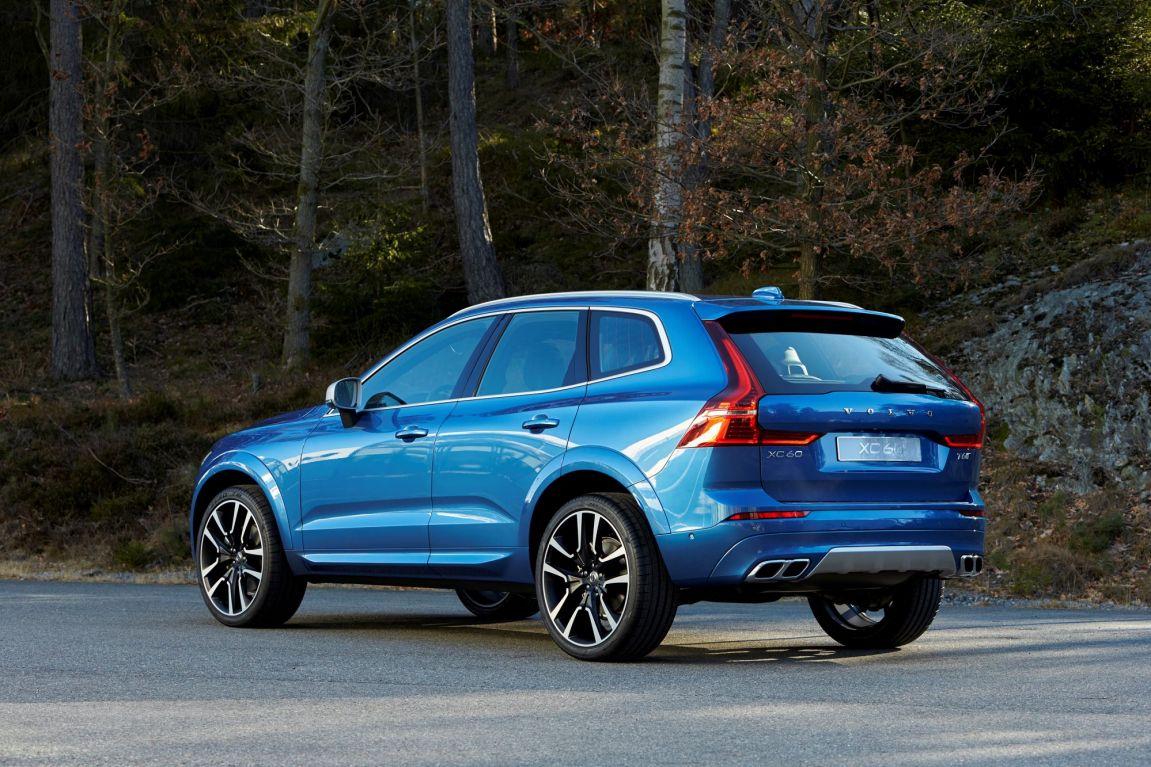 The new Volvo XC60.