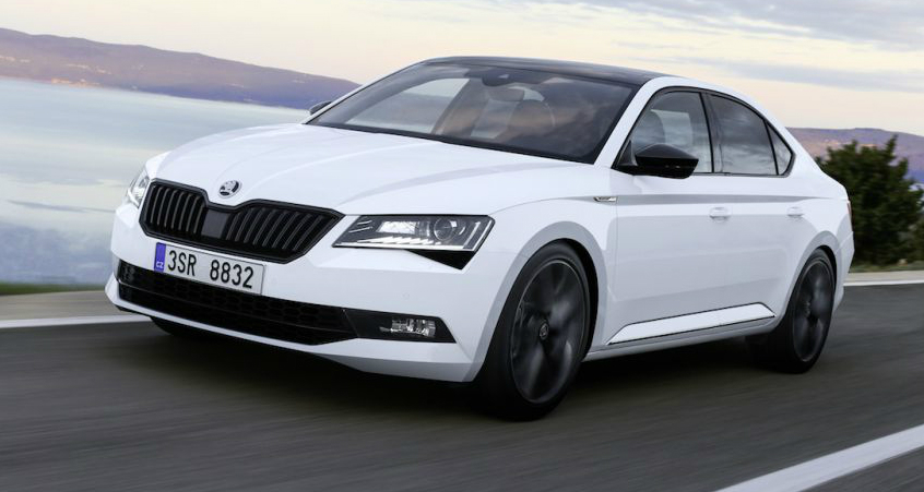 2017 Skoda Superb Sportline First Drive REVIEW - Cool Without Trying Too Hard