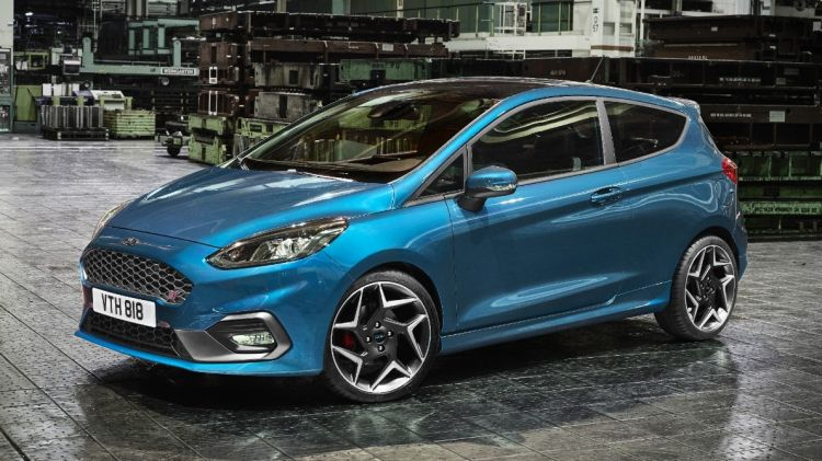 Ford has unveiled its replacement for the Fiesta ST hot hatch.