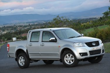 2010-14 Great Wall V200 and V240 used car review