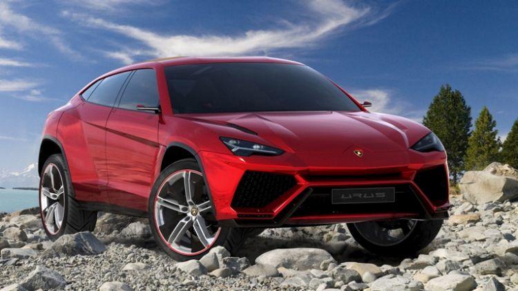 2018 Lamborghini Urus hybrid confirmed