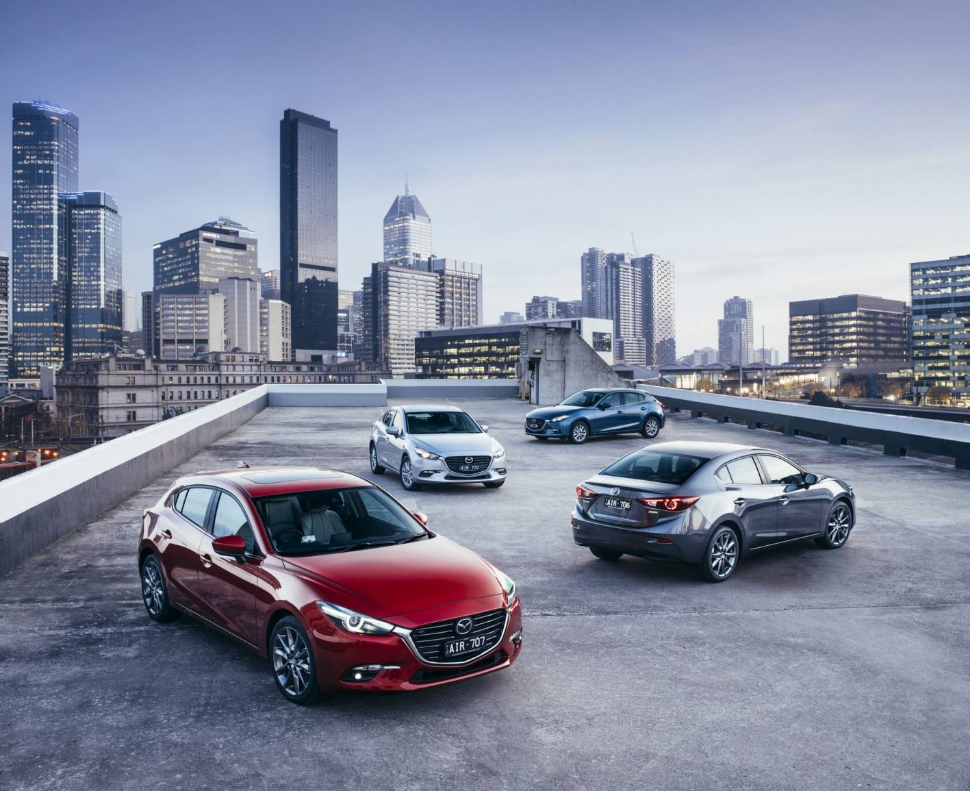 VFACTS January - 2017 Makes A Flying Start | Mazda3 Tops The Charts