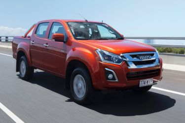 2017 Isuzu D-Max new car review