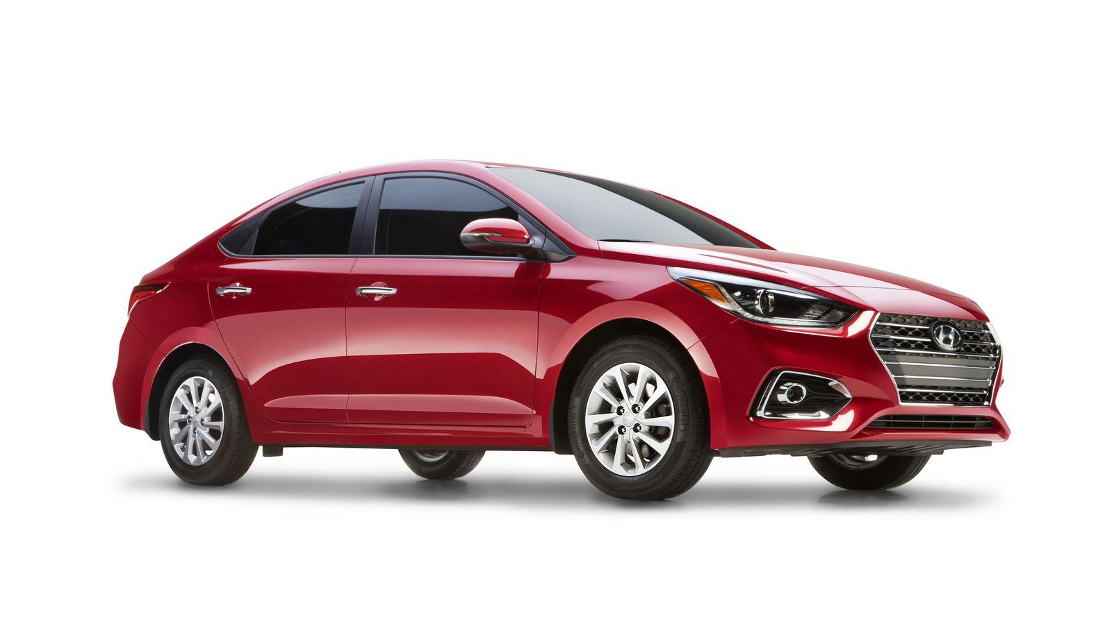 2018 Hyundai Accent Debuts In Canada
