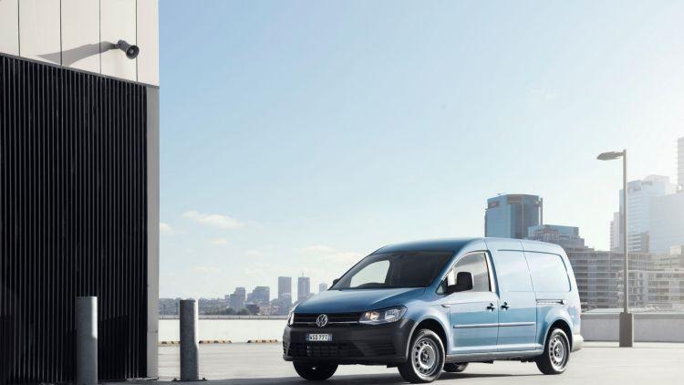 Volkswagen Caddy.